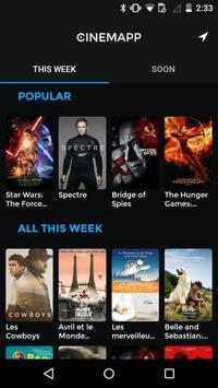 Cinemapp poster