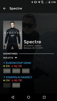 Cinemapp apk screenshot