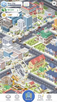 Pocket City Free screenshot 12