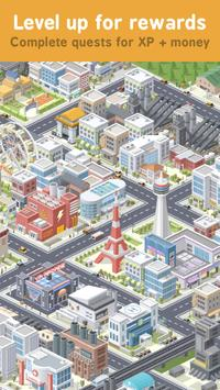 Pocket City Free screenshot 1