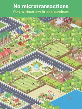 Pocket City Free screenshot 4