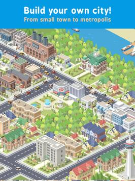 Pocket City Free screenshot 6