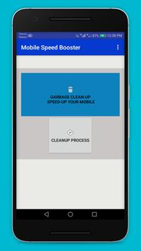 Mobile Speed Booster Lite poster