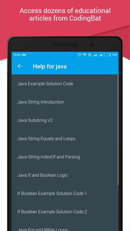 CodingBat Client for Android - APK Download