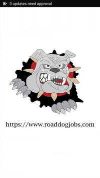 RoadDog Jobs poster