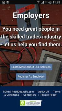 RoadDog Jobs apk screenshot