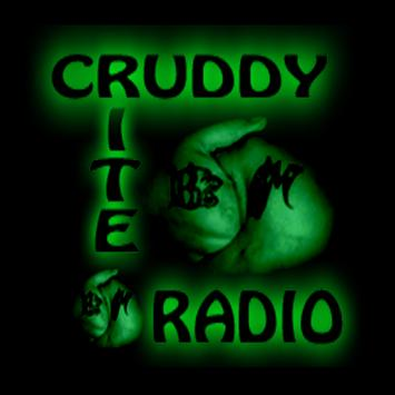 Cruddy Rite Radio poster