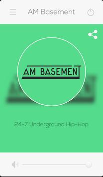 AM Basement poster
