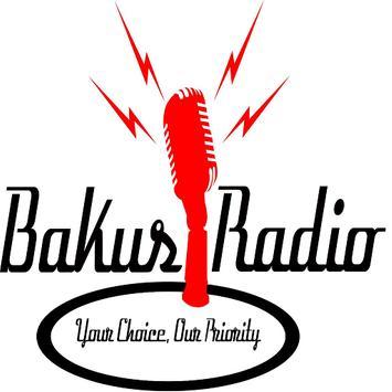 Bakus Radio poster