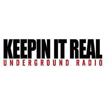 Keepin It Real Underground Radio poster