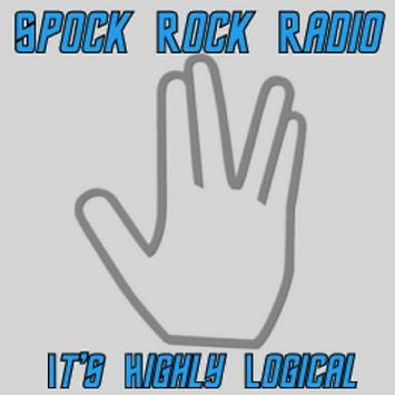 Spock Rock Radio poster