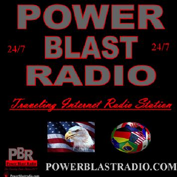 Power Blast Radio poster