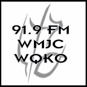 WMJC and WQKO poster
