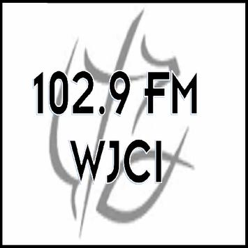 WCJI 102.9 FM poster
