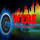 WEBE RADIO icon