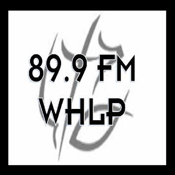WHLP 89.9 FM poster