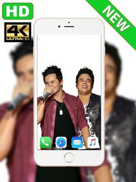 Matheus & Kauan Wallpaper HD screenshot 1