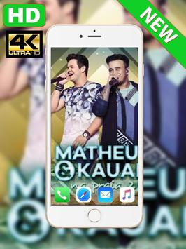 Matheus & Kauan Wallpaper HD screenshot 4