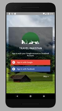 Travel Pakistan poster