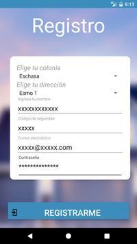 Esmo screenshot 1
