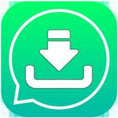 Status Downloader - WhatStatus Story Saver icon