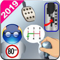 Driving Master 2019  :How to Drive, Driving Game..