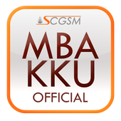 MBA KKU Official icon