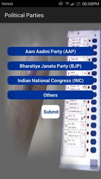 Delhi Election 15 apk screenshot