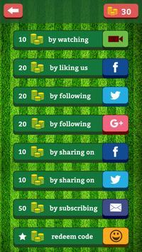 Football prediction game - guess footballer 2018 screenshot 5