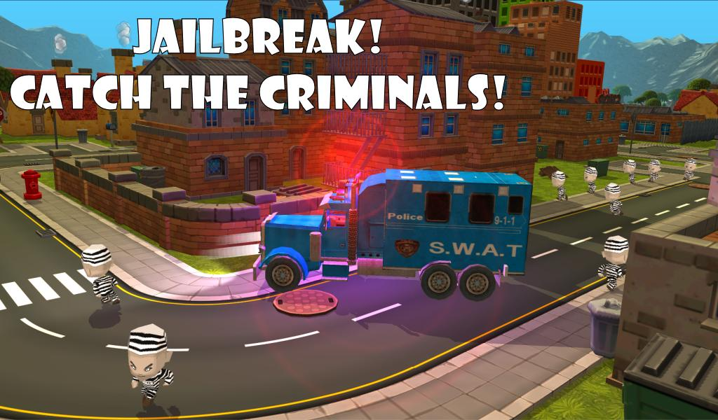 Police Car Chase Sim 911 FREE for Android - APK Download