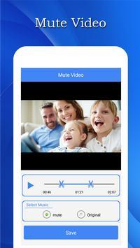 Mute Video, Silent Video apk screenshot