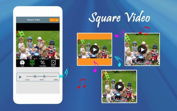 Square Video apk screenshot
