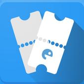 Codeeta Tickets icon