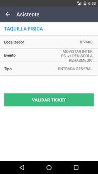 Codeeta Tickets apk screenshot