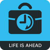 Life is ahead icon