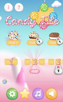 Candy Tile poster