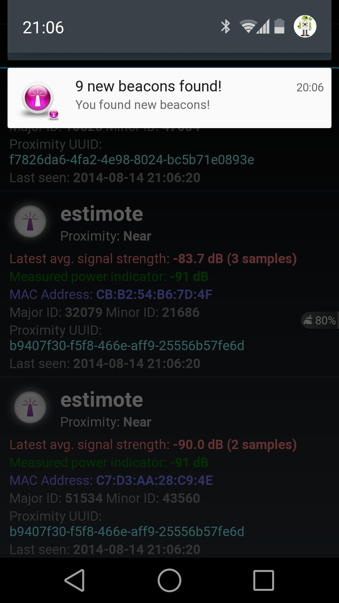 Beacon Monitor for Android - APK Download