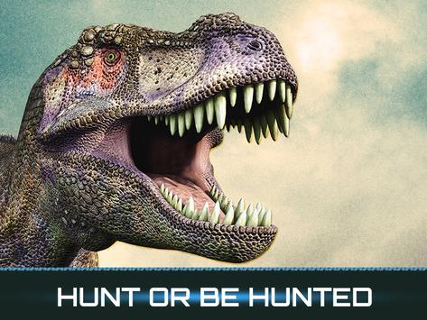 Dinosaur Hunting 3D poster
