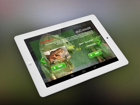 Jurassic Dinosaur3D Simulator apk screenshot