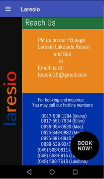 Laresio Mobile Booking screenshot 6