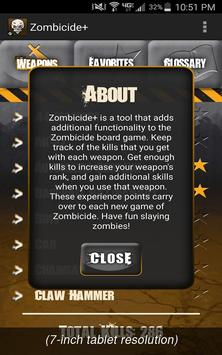 House Rules: Zombicide+ screenshot 4