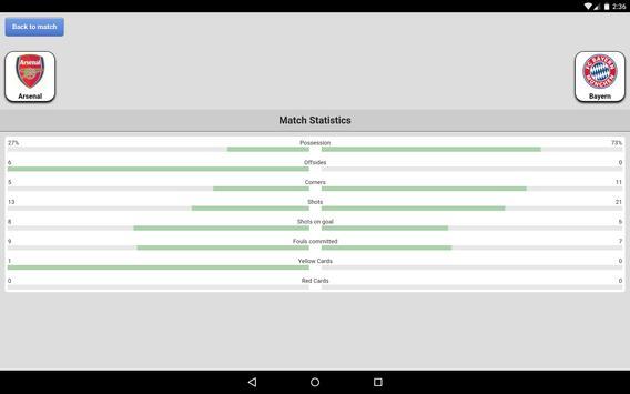 Sepak bola screenshot 11
