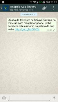 Patetão Delivery (Beta) screenshot 6