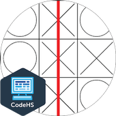 Tic Tac Toe by CodeHS icon