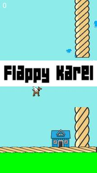 Flappy Karel by CodeHS poster