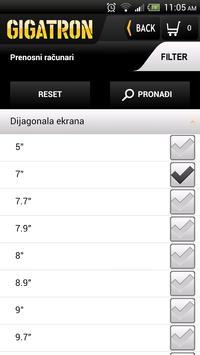 Gigatron apk screenshot