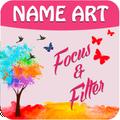My Name Art Focus n Filter