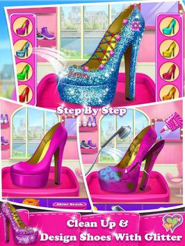 Shoe Designer Shop : Shoe Spa and Decor For kids apk screenshot