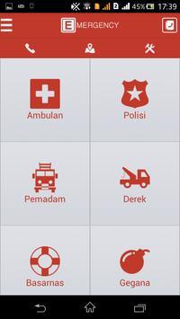 E-Mergency Apps screenshot 1