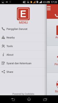 E-Mergency Apps screenshot 2